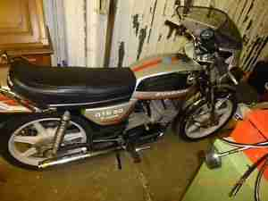 Zündapp GTS 50-5 Speed auch KS 50 80 125 Moped Mokick 50ccm