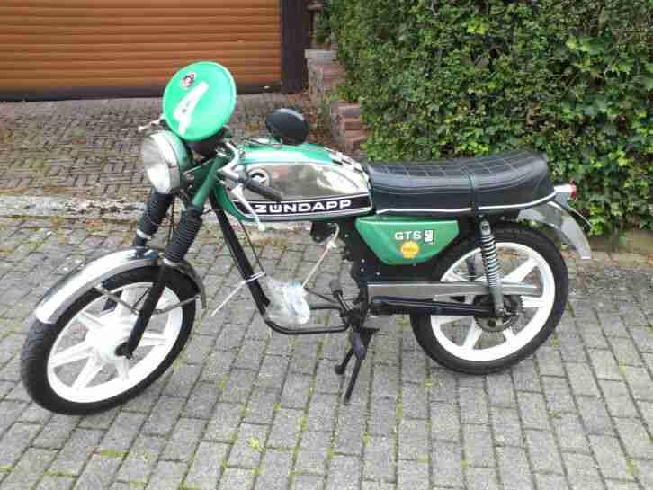 Zündapp GTS 50 von 1978