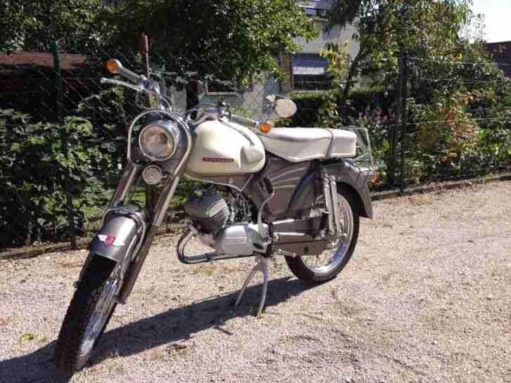 Zündapp KS100 Typ 514 320 restauriert Topp
