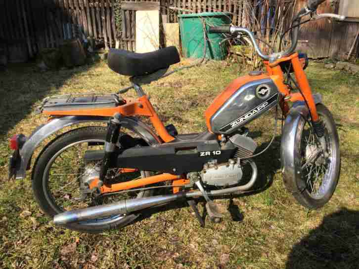 Mofa ZR10 Moped