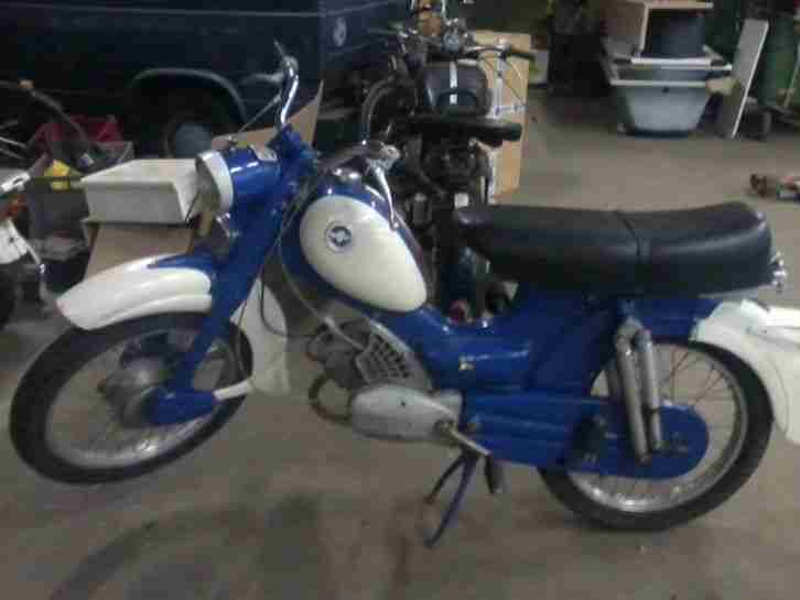 Moped 433 102,Bj.1961,