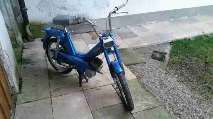 Moped Automatic Typ 442 160 BJ 1973