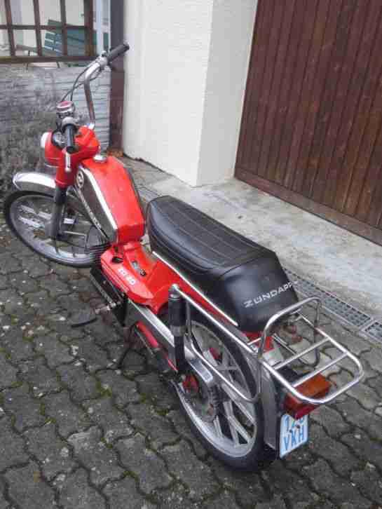 Zündapp ZD 40 Typ 446 301 - Bestes Angebot von Zündapp.