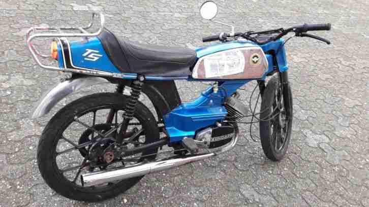 ZUNDAPP zuendapp-zd-40 Gebrauchtmotorrad