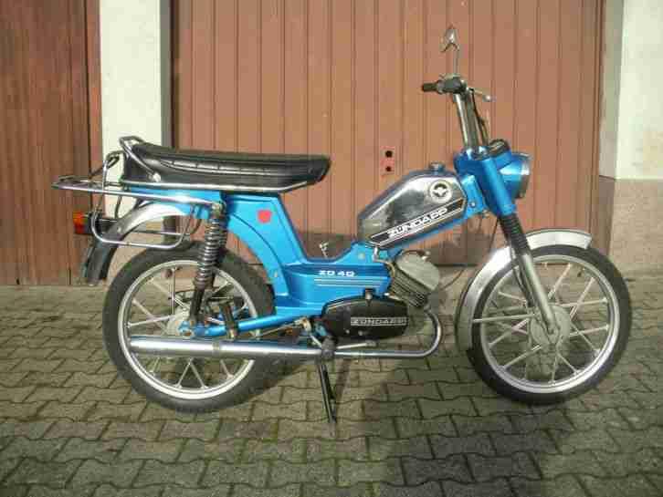Zündapp ZD 40 in 96365 Nordhalben for €600.00 for sale