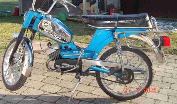Zündapp ZD.40 446 30 - Bestes Angebot von Zündapp.