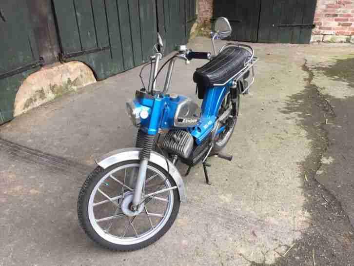 Zündapp ZD 40 blau - Bestes Angebot von Zündapp.