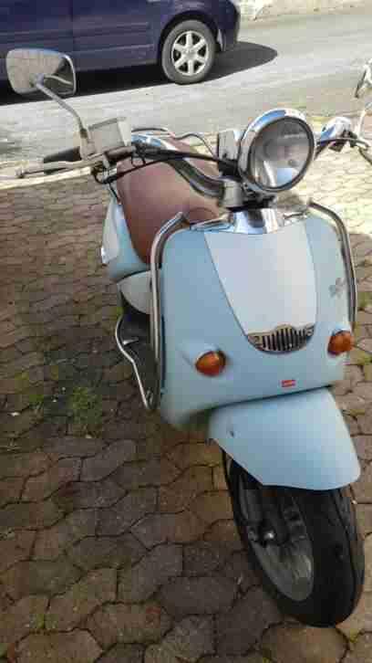 Aprilia Mojito Custom 50 Roller Retro
