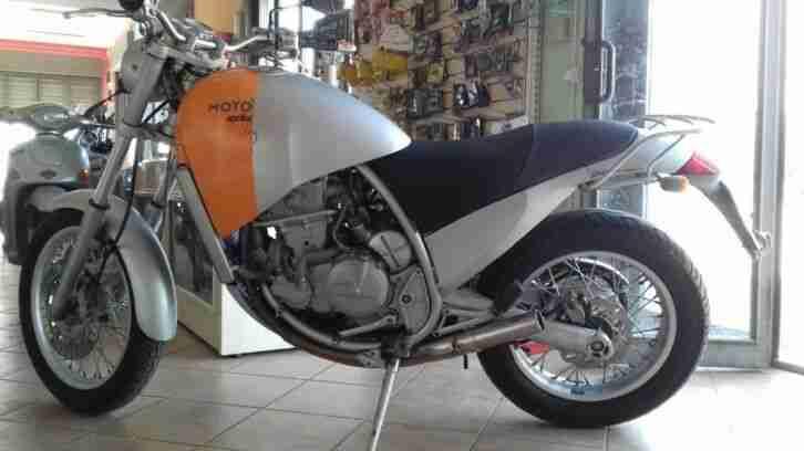 aprilia moto 6.5 Motorad