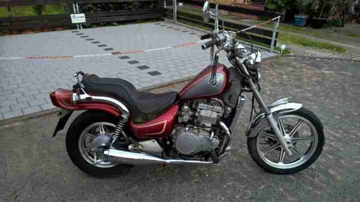 Bastler Motorrad