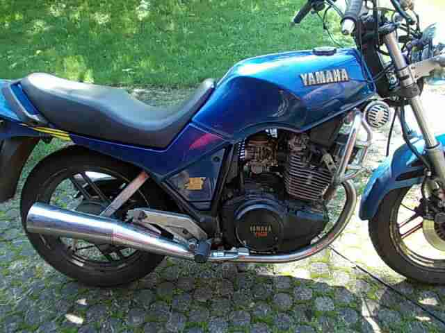 Bastlermotorrad Oldtimer Mopet Yamaha XS 400