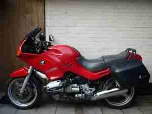 r 1100 rs Ez: 4 93' 106.105 km, Koffer,