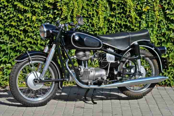 BMW R 26 sehr scön erneuert, Bj. 1960 (Nr.19)