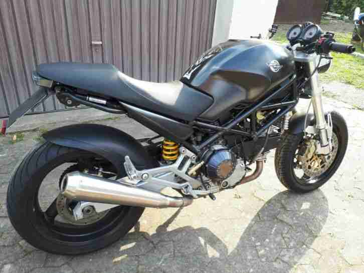monster 900ie dark