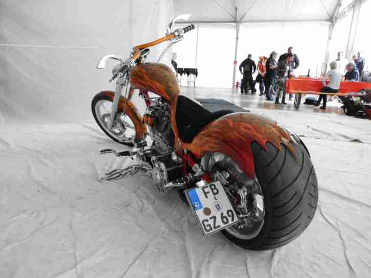 harley Custom Bike