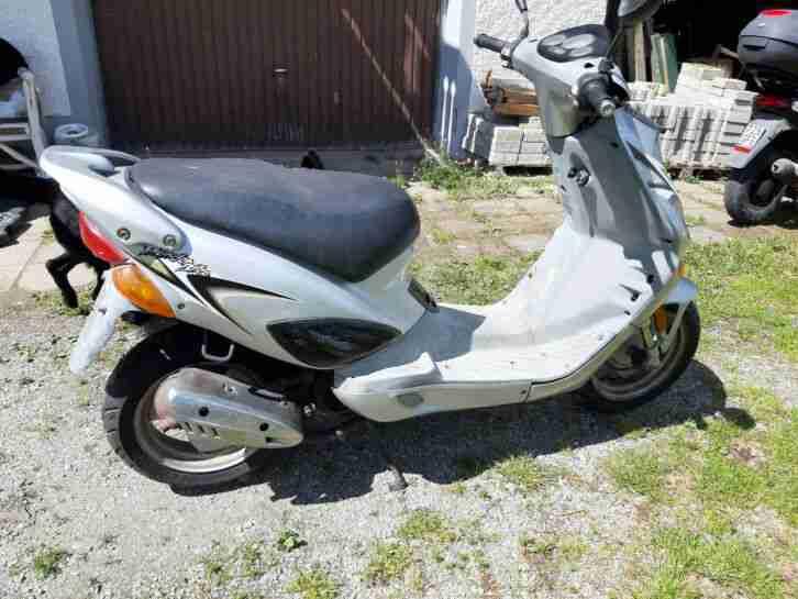 Heer Chee Thunderbike 50