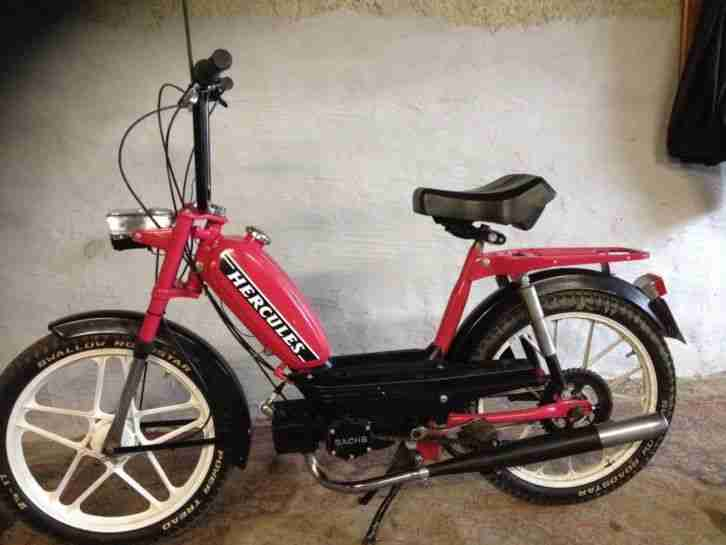 hercules optima p3 moped mofa automatik hercules. Black Bedroom Furniture Sets. Home Design Ideas