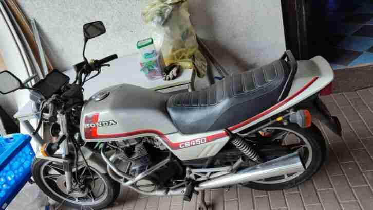 Honda 450N PC 14