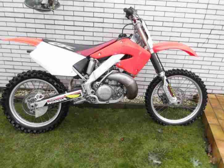 honda cr 250 aus 2001