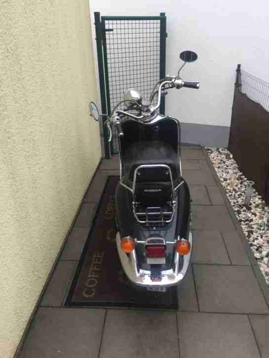 honda shadow srx 50
