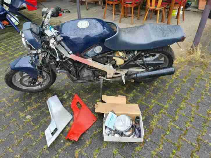 Honda VFR750 RC24 Motorrad Baujahr:1987 mit Papiere Oldtimer