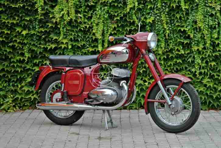 Jawa 250 350, Bj. 1972 schön restauriert! Neuwertig! (Nr.4)