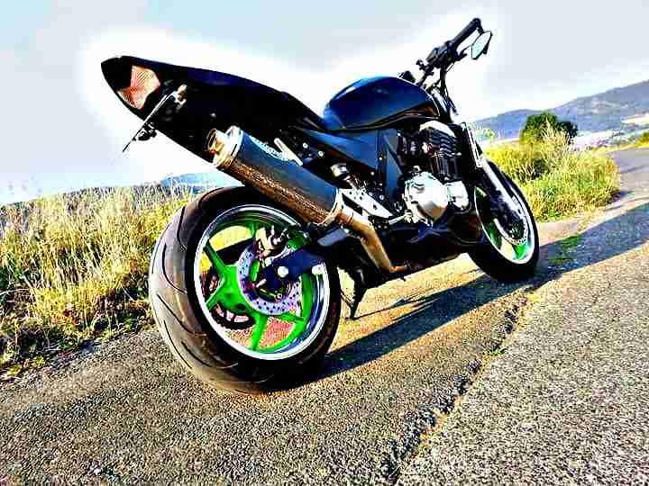 Kawasaki Zxr 750 Streetfighter Ninja naked bike - Bestes