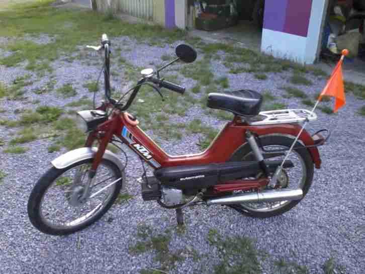 ktm foxy mofa moped 50ccm