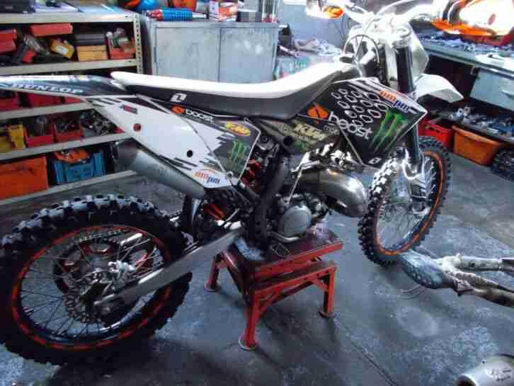 ktm sx 125 aus 2007
