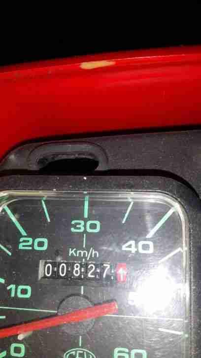 mofa gebraucht Kreidler Flory VIP nur 826 KM