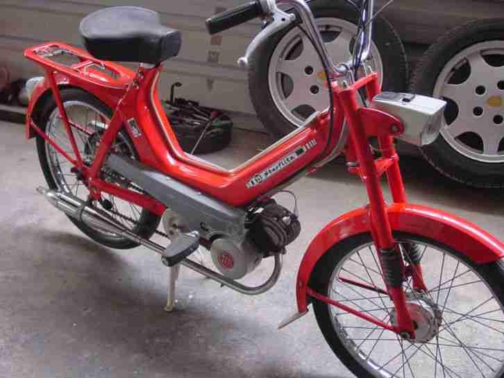 Moped Marken