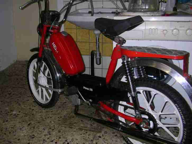 mofa moped prima 5