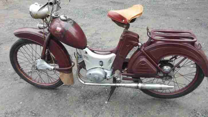 moped sr2 bj. 1962