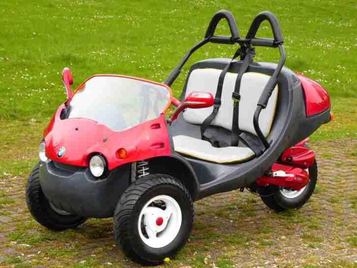 mopedauto trike secma fun tech Roller moped - Bestes Angebot von Roller.