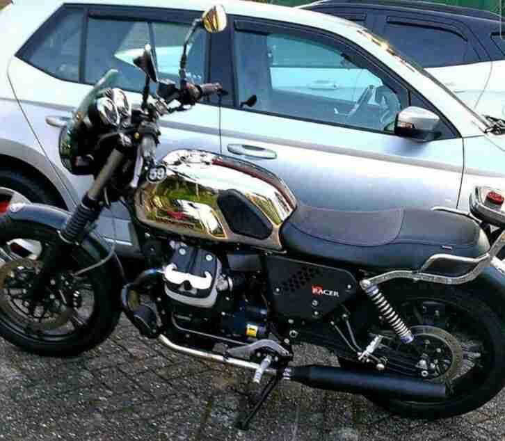 Moto Guzzi V7 II Stone (Racer, Special)