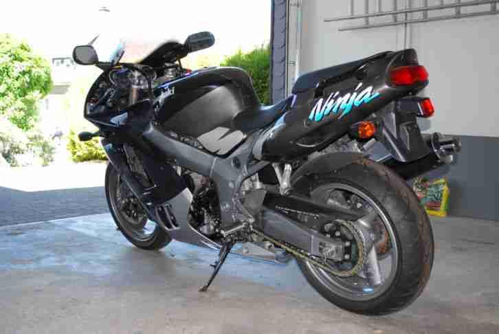motorrad, Kawasaki, Ninja ZX 9R NP 12.000 €