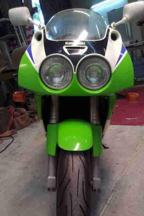 motorrad Kawaski Ninia ZX 750j