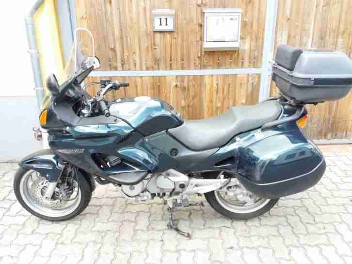 motorrad deauville 650