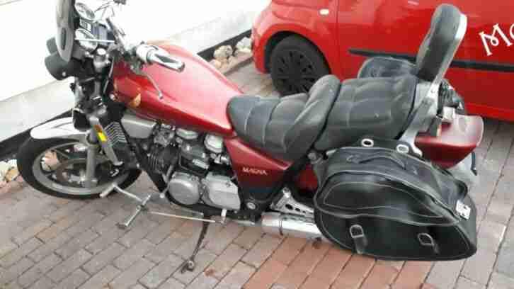 motorrad honda magna vf700