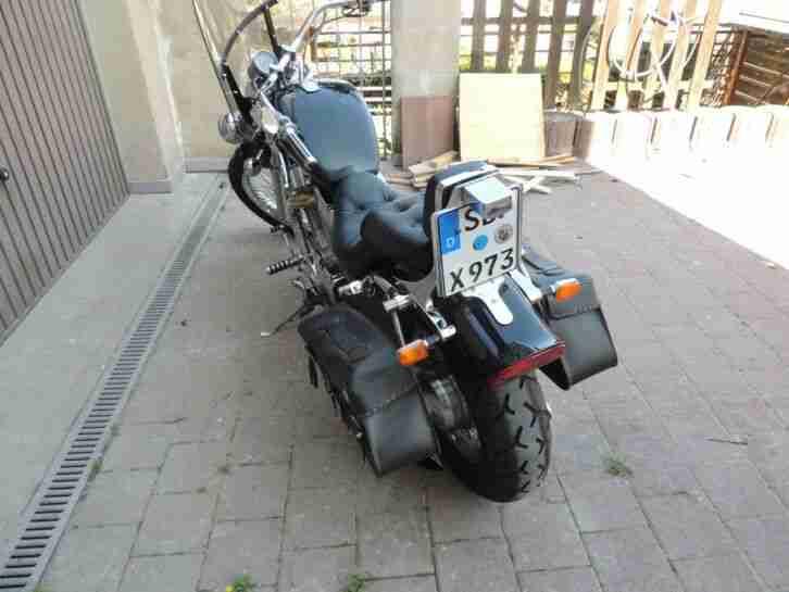 Motorrad Suzuki VX 51 L 1400 Intruder !!