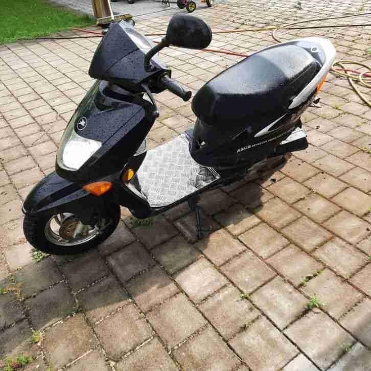 Motorroller Pegasus 50 ccm