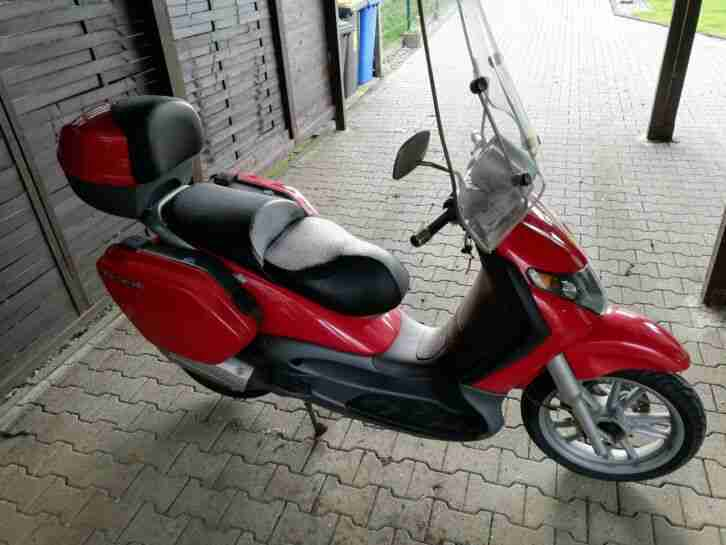 piaggio beverly 125 roller