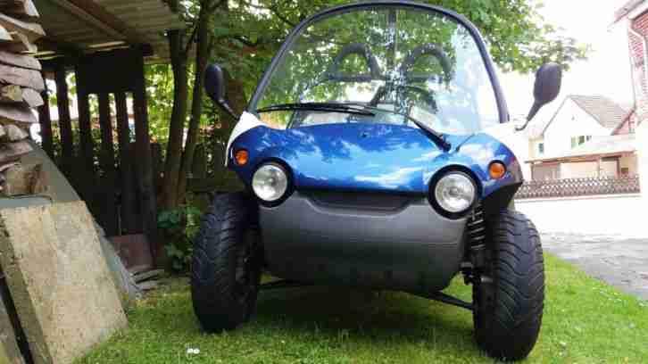 secma funtech 50 trike buggy roller 50 ccm bestes. Black Bedroom Furniture Sets. Home Design Ideas