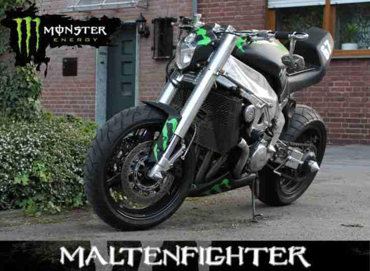 Yamaha R1 RN01 Streetfighter Einzelstück - Bestes Angebot