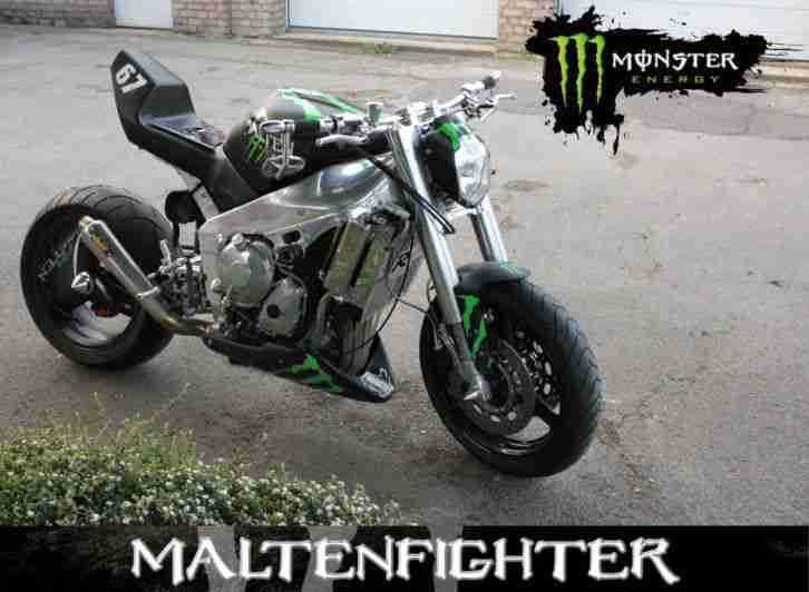 Yamaha YZF R1 RN01 Streetfighter Fighter - Bestes Angebot
