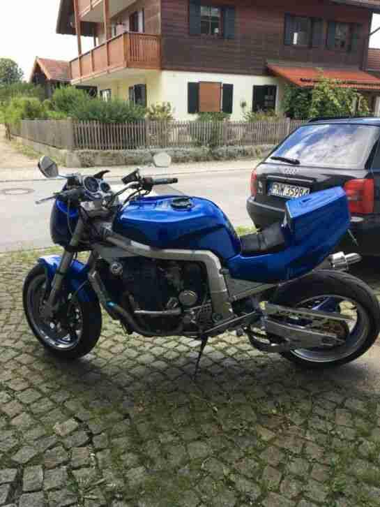 suzuki gsxr 1100 w Special