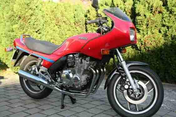 Yamaha xj 900, Kultbike, Youngtimer, Oldtimer, Restauriert