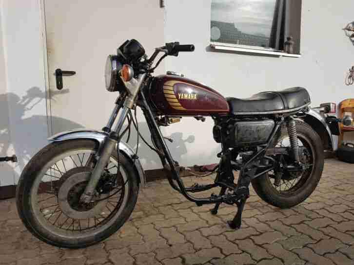 yamaha xs 650 Typ 447 Teilespender oder zur Restaurierung