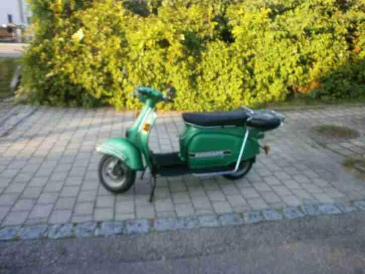 Zündapp 50 Roller Originalpapiere Bj.1978 Zündapp Mokick Moped Fußschaltung