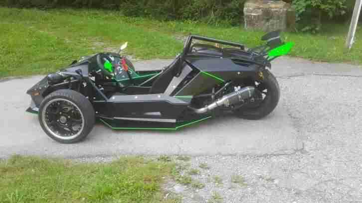 ztr roadster trike